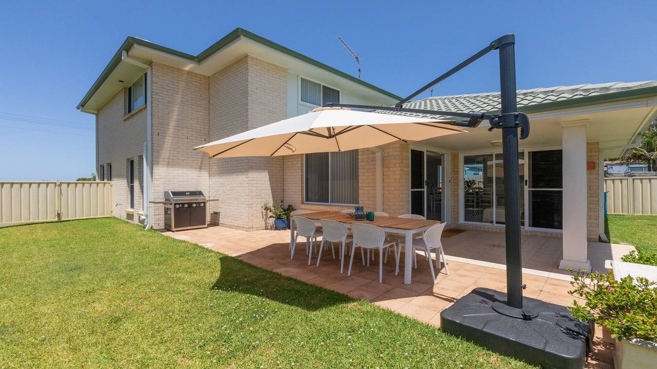 Azure Waters Holiday Rental Property